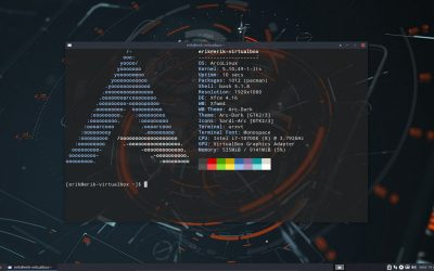 Creation of the ArcoLinuxS Lts iso – booting up with linux-lts and keeping linux kernel as fallback
